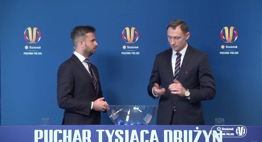 Legia Warszawa Losowanie Fortuna Pucharu Polski